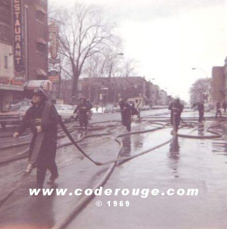 Code Rouge ::: La sécurité incendie à Montréal
