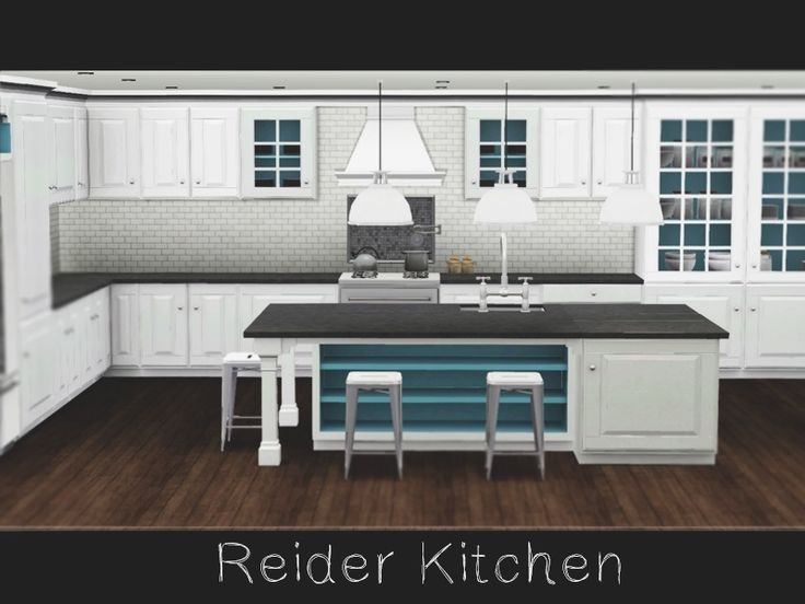 Sims 3 Kitchen Sets Get Home Inteiror House Design Inspiration