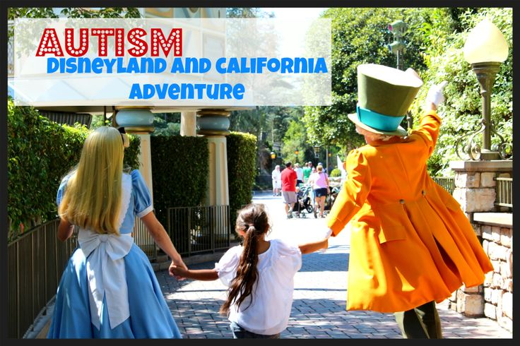 My daughter with one of her favorites! Alice and the Mad Hatter on a stroll.