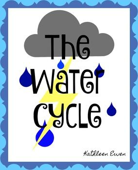 What is the water cycle process? Use this experiment and questions to deepen the understanding for your students.