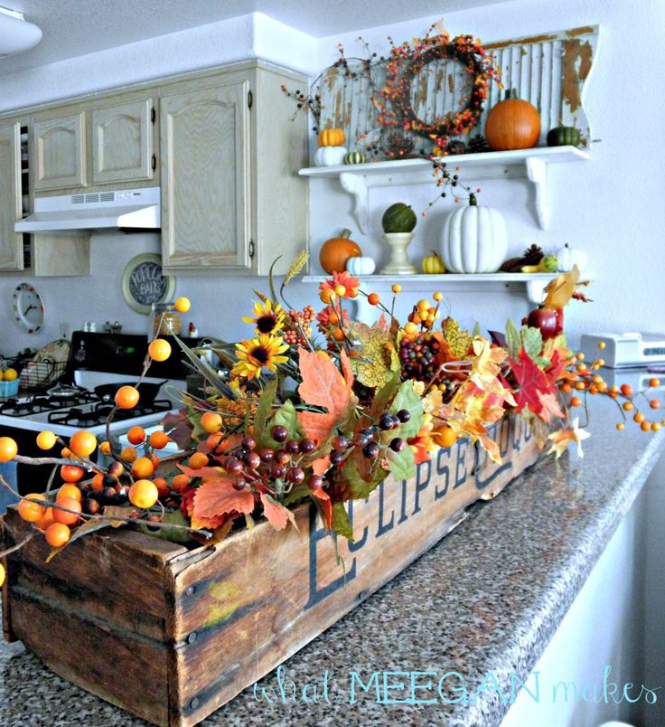 Diy Home Decor Fall Home Tour: 204 Best FALL & HALLOWEEN DECORATING IDEAS Images On