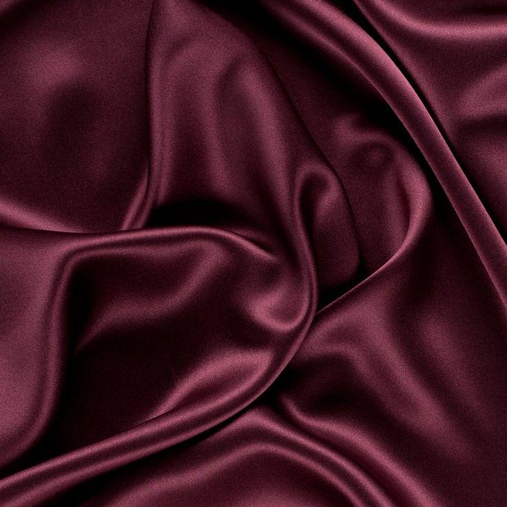 flame retardant 100% polyester Burgundy wine satin fabric. http://www.begoodtex.com