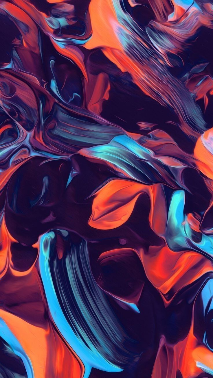 Abstract Wallpaper Download for iPhone & Android, colorful, glitch, 1080 X 2160 ... | Abstract HD Wallpapers 2