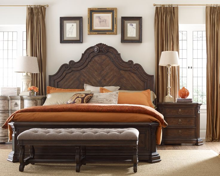 Thomasville Furniture Sneak Peek New Casa Vento Bed