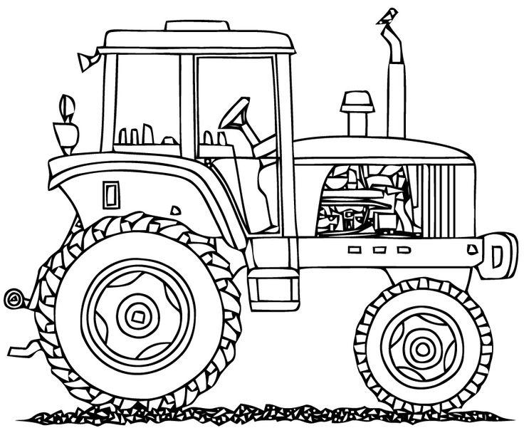 12 Plus Récent Coloriage Tracteur Claas Photos