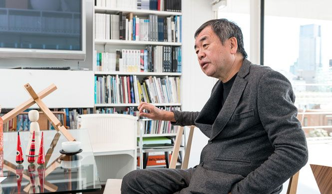 建築家・隈研吾が「East Japan Project」と東北の復興を語る(2) INTERVIEW