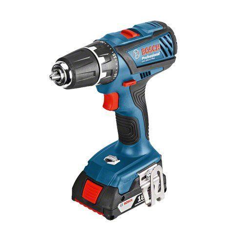 Bosch Professional Perceuse-visseuse sans fil GSR 18-2-LI Plus 06019E6100: Price:177.89 Mandrin 13mm – Systeme CoolPack pour éviter la…