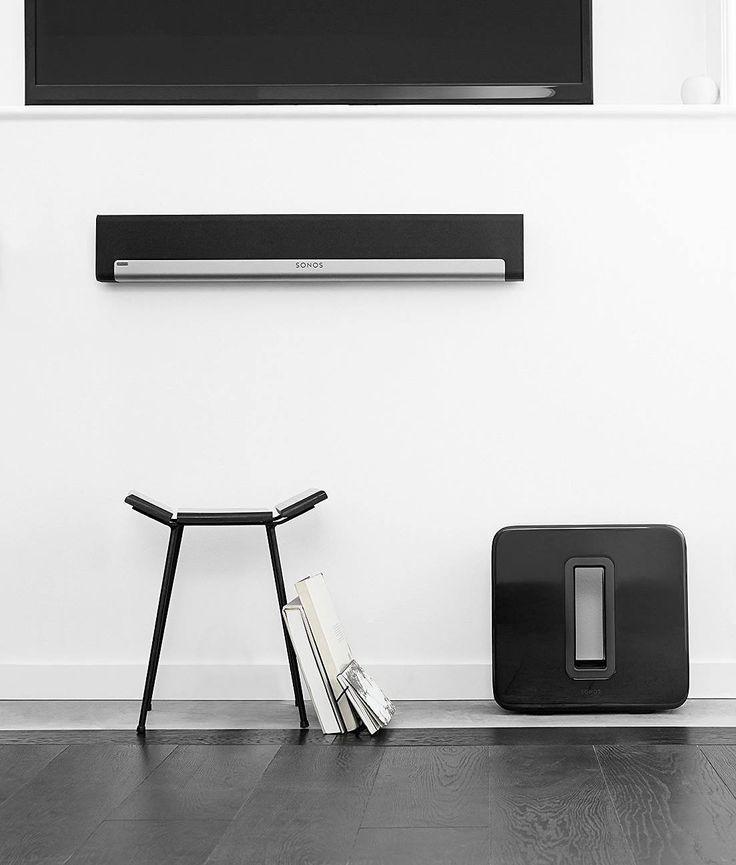 Wir brauchen Bass: Ergänzt jeden Sonos Smart-Speaker um atemberaubende Bässe. Platziere den Subwoofer überall im Raum – selbst flach unter dem Sofa! Hier entdecken und shoppen: https://sturbock.me/zcQ