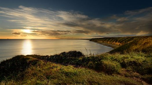 Discover dramatic views of the Durham Heritage Coast