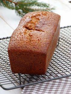 Le pain d'épices de mes rêves + site avec plein de recettes de pains