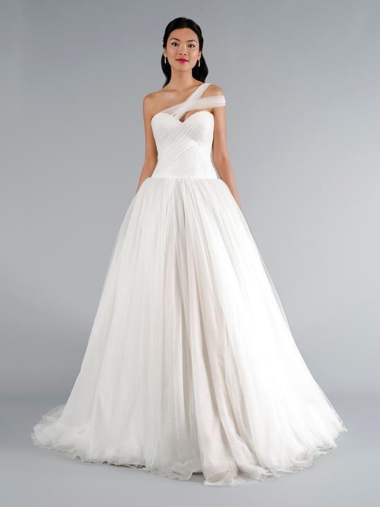 Alita Graham for Kleinfeld , Wedding Dresses Photos by ...   Kleinfeld Bridal Wedding Dresses