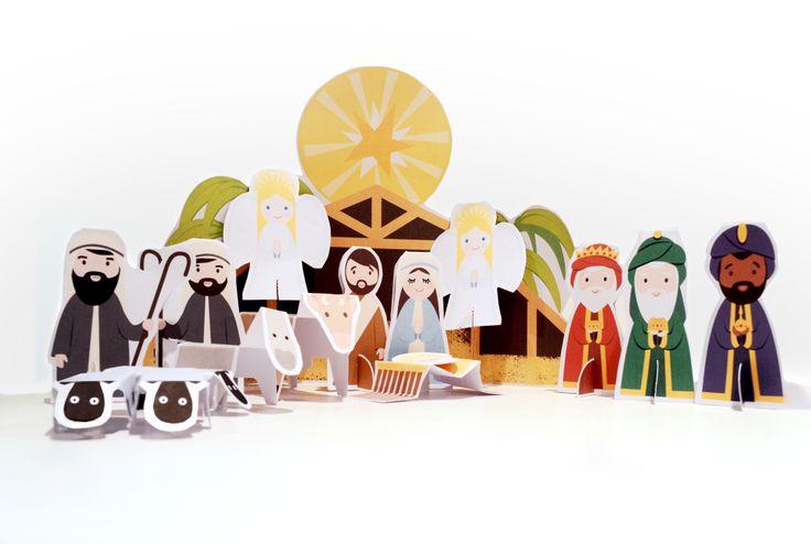 Paper toy by MAAS https://www.facebook.com/maaslike