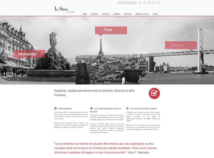 Conception d'un site web institutionnel | Com On Light, agence conseil en communication responsable