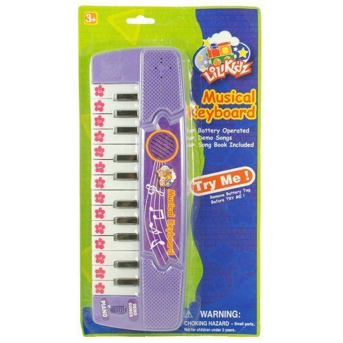 24 Mini Keys - Little Kids 24 Key Mini Keyboard Piano, 8 Preloaded Demo Songs, Song Book and Batteries Included by Little Kids. $15.99. 24 mini keys. Song Book Included. Demo Songs. Battery Operated. Little Kids 24 Key Mini Keyboard Piano, 8 Preloaded Demo Songs, Song Book and Batteries IncludedDEMO SONGS: 1.LONDON BRIDGE 2. JINGLE BELLS 3.TWINKLE,TWINKLE, LITTLE STAR 4.HAPPY BIRTHDAY TO YOU 5. ROW ROW ROW YOUR BOAT 6. THERE IS NO PLACE LIKE HOME 7.ARE YOU SLEEP...