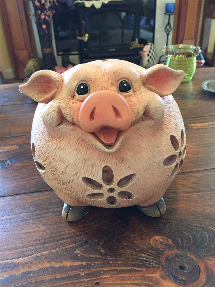 поделка из папье-маше своими руками свинка