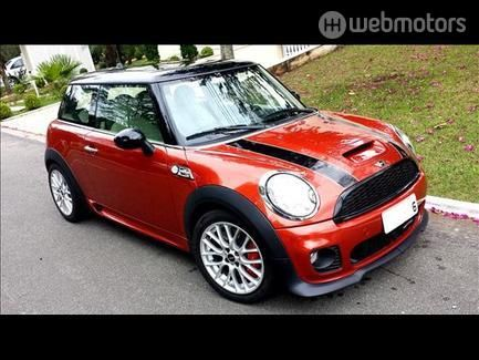 MINI-COOPER-1.6 S JOHN COOPER WORKS 16V TURBO GASOLINA 2P MANUAL