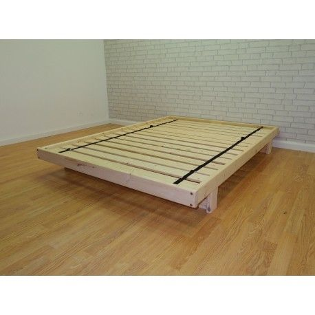 1000 ideas about futon bed on pinterest futon bed frames futon slipcover and futon mattress - Minimal platform bed ...