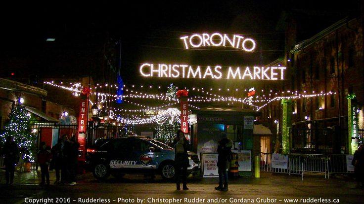 Toronto Christmas Market http://www.rudderless.ca/toronto-christmas-market/