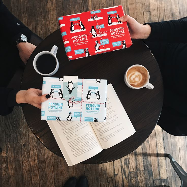 The #PenguinHotline is here to help you get the perfect book recommendations for you and your friends! http://bit.ly/2zBCfVI