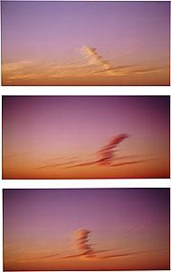 Michael RILEY | Spirit Clouds, 1997