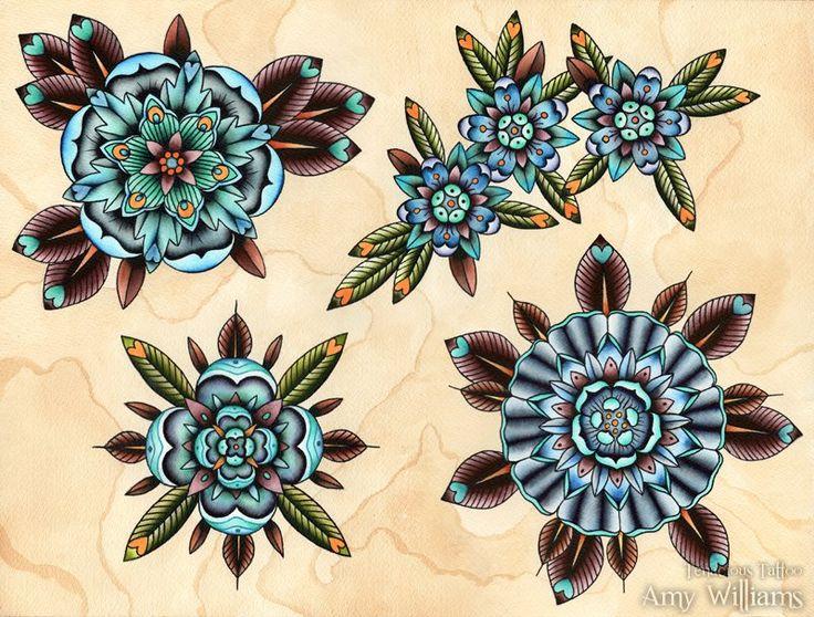 Tattoo Tattoo Tattoo - Tudor Roses