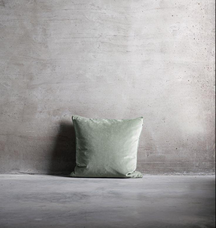 BOHEMIA - Tine K Home FALLVEL50- Velvet cushion cover 50x50