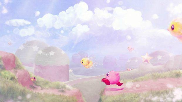 Kirby Wallpaper Hd Kirby Art Wallpaper