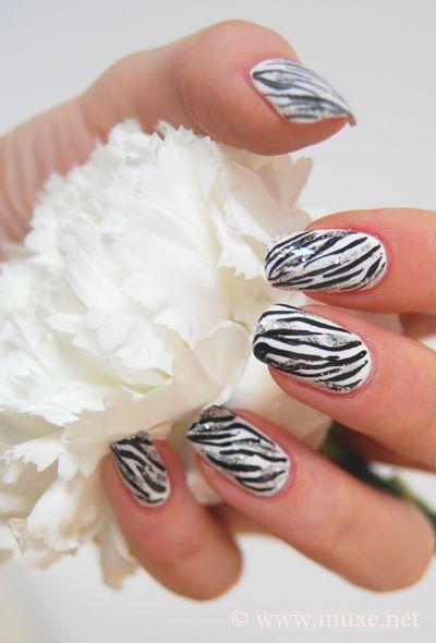25 Inspirational Nail Art Design Ideas www.finditforweddings.com Nails