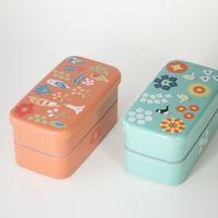 Boite Bento Kotoritachi : lunchbox pour enfant ou pour adultes | Joli Bento