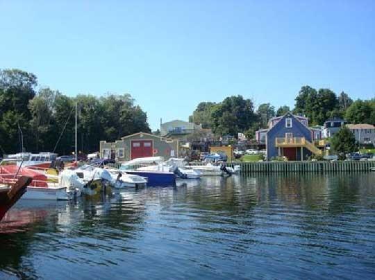 Guysborough waterfront N.S