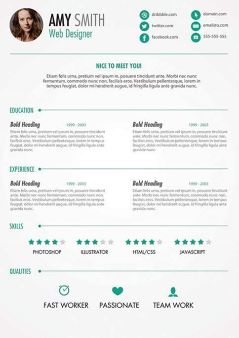 1927 best Designs We Love images on Pinterest Charts, Typography - free print resume