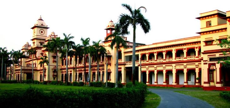 BHU or Banaras Hindu University one of the highly recommended university and A+ rated by NAAC