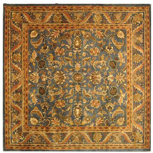 carpet pattern background home. u003cliu003eupdate your home decor with a handmade exquisite rugu003cliu003e u003cliu003erug features traditional design on blue background gold borderu003cliu003e carpet pattern