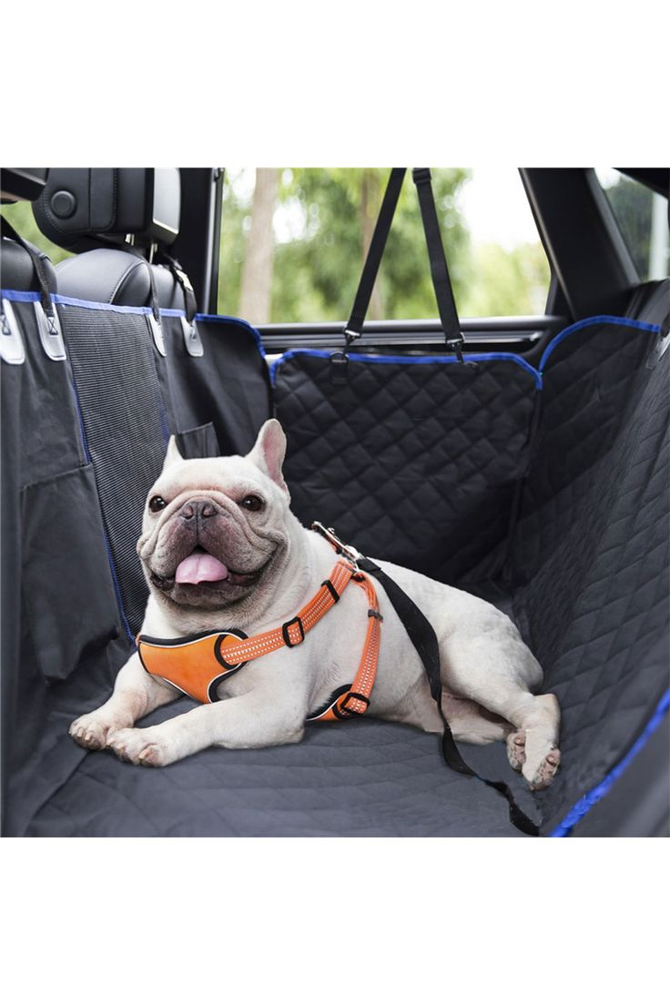 TRUE AND TIDY HeavyDuty Pet Mesh Window Seat Cover
