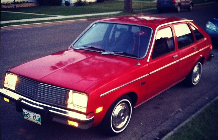 212 Best Images About Chevette On Pinterest Coupe Limo
