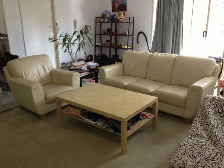 white 3 seater 1 seater leather sofa fabric sofa indooroopilly brisbane south - Best Sofas In The World