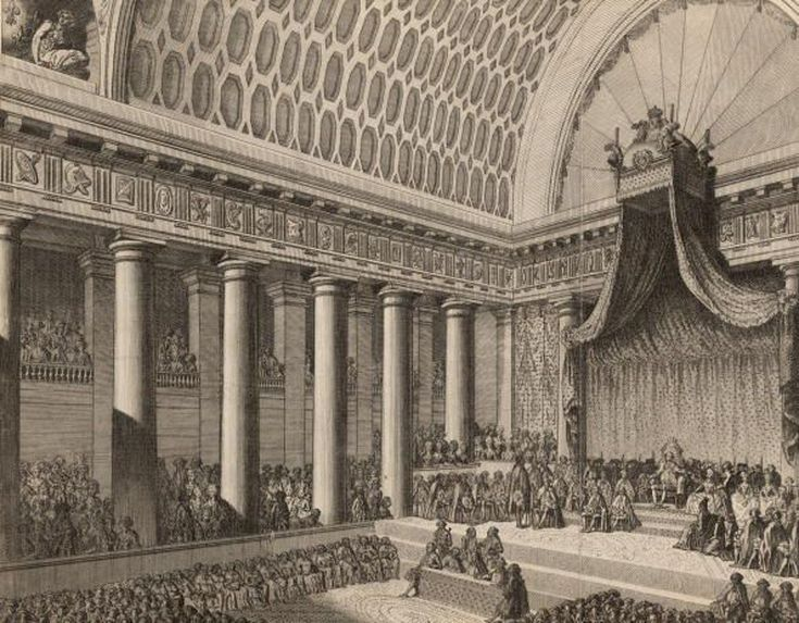 Pictures from the French Revolution: The National Assembly Reshapes France