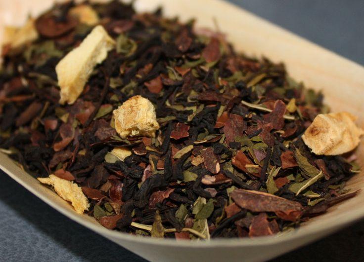 Niipperi Choco & Mint tea