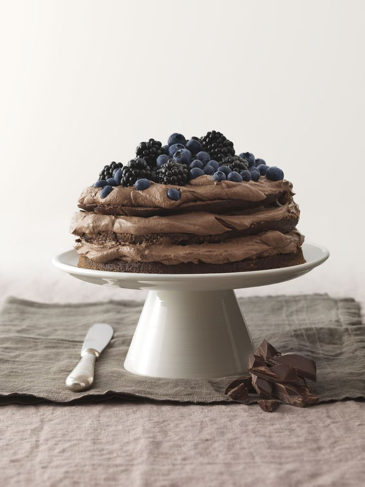 To make with Jules's gluten free chocolate mousse cake recipe.