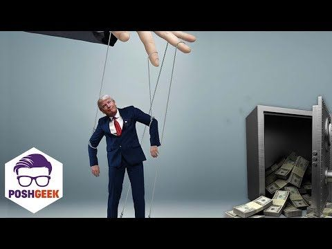 Unsichtbare Schattenregierung - Sechs US Präsidenten warnten bereits davor - YouTube