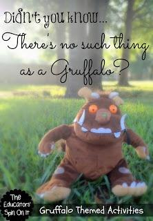 Gruffalo themed activities