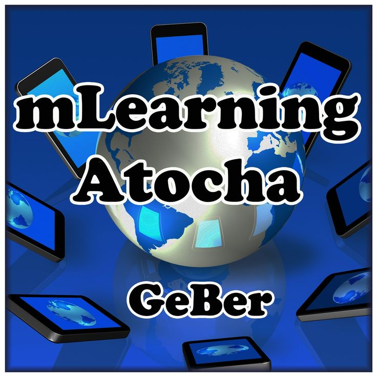 Blog sobre MLearning de Salesianos Atocha Madrid