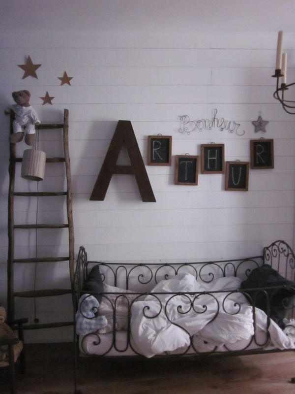 My grand baby's room someday... I hope.  Since Im so NOT having another baby myself.