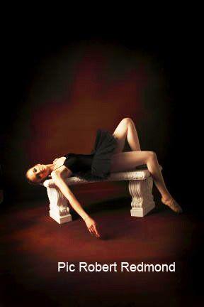 Ballet shoot in the Studio