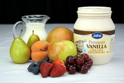 Jalna - officially THE BEST yogurt.