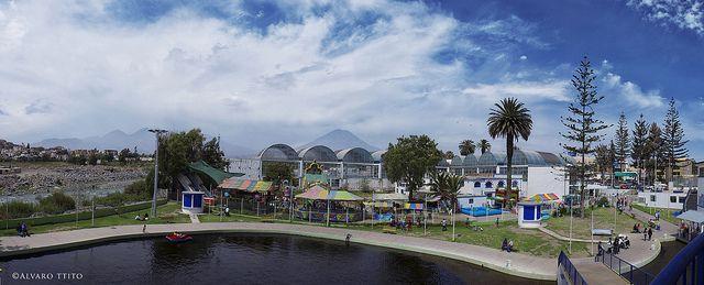Balneario de Tingo - Arequipa | Flickr: Intercambio de fotos