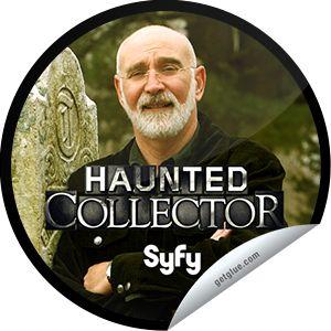 Steffie Doll's Haunted Collector Season 2 Fan Sticker   GetGlue