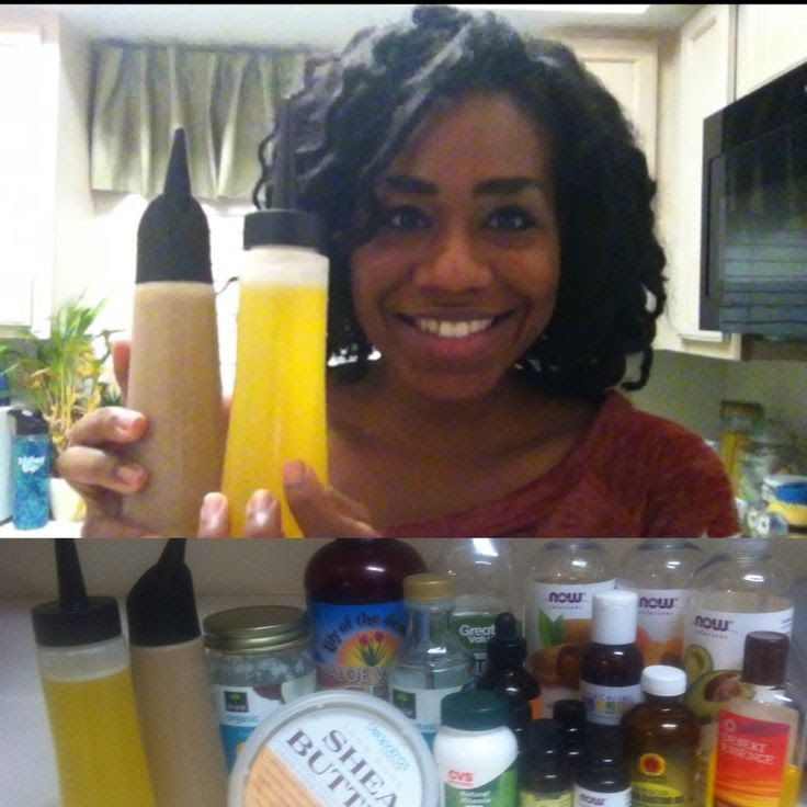 D.I.Y My Homemade Moisturizing Shea Butter Black Soap