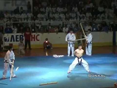 Korean Taekwondo Video