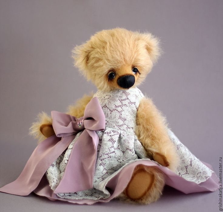 """Купить Авторская коллекционная Мишка Тедди """"Роуз"""" - мишка тедди, мишка тедди купить"""